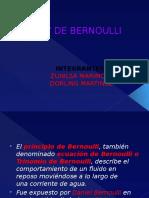 Ley de Bernoulli