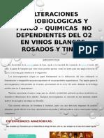 alteraciones microbiologicasy fisicas