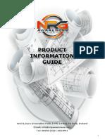 NRG Awareness - Product Information