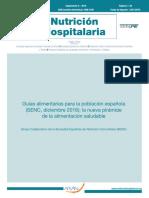 Supl8_Nhospitalaria Guias Alimentarias SENC 2016