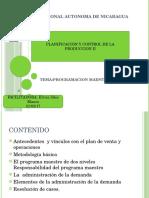 PCPII Clase 12017