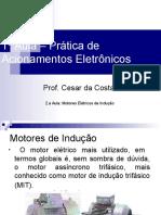 Motores Elétricos de Indução