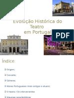 Evolução Histórica Do Teatro