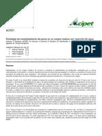 ACIPET 2011_Estrategia de Completamiento de Pozos en Un Campo Maduro Con Inyección de Agua_vf1x