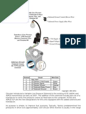 41TES pdf | Transmission (Mechanics) | Mechanical Engineering