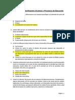 6. Salida_Procesos de Planificación (Costos) y Procesos de Ejecución