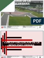Teorias de La Movilidad Urbana y Interpretacionn de Casmaaaaa