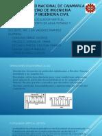 Floculador Vertical