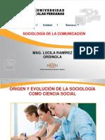 Semana 1- La Sociología