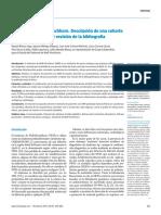 Síndrome de Wolf-Hirschhorn. Descripción de una cohorte española de 51 casos y revisión de la bibliografía