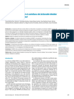 Validación transcultural al castellano del Actionable Bladder Symptoms Screening Tool