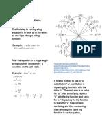 solvingtrigequations