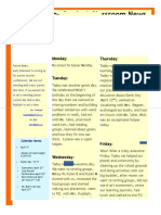 classroom news - apr  17th website