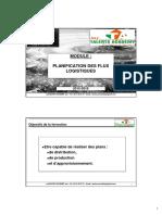 Planification Des Flux Logistique v0