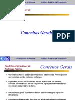2ª - Modelos Matemáticos - Descrição Entrada Saída