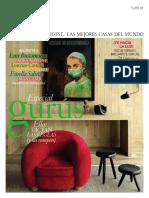AD Architectural Digest Espana - Octubre 2016.Compressed