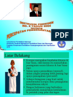 Inpres No.5 Th 2004.Ppt - Husen