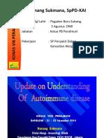 1. Dr. Nanang PB 00 Autoimmune Disease Planary KONAS Bandung 2014