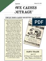uncle toms cabin newspaper pdf  1