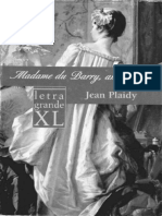 Madame Du Barry - Plaidy Jean