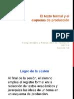 1A-ZZ04 El Texto Formal y El Esquema de Producción (PPT)-2017-2