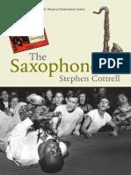 The Saxophone -Sthepen Cotrrell