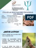 09 Exp. Ps Experimental - Etica de Investugacion Con Animales