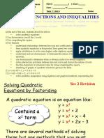 Quadratic Functions and InequalitiesRevised (1)