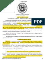 SC Caso Lizardo VsBariven y PDVSA