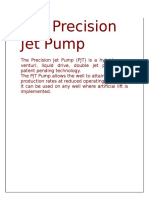 The Precision Jet Pump 2.0