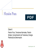 Clase 8 - Flexion Pura V250505.pdf