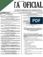 Gaceta 38426 Decreto 4447 Reforma Parcial Del Reglament