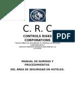 Procedimientos de Seguridad Hotelera.