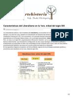 Características Del Liberalismo en La 1era Mitad Del Siglo XIX