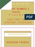 Dictado Silabico