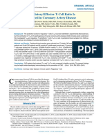 Regulatory effector T cell Ratio in reduce CAD.pdf