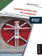 La Construcci__n Del Yo Corporal Cuerpo, Esquema e Imagen Corpor
