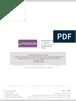La Noción de Matriz Relacional y Sus Implicaciones Para El Ejercicio Clínico de La Psicología Dinámi