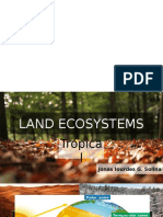 4 Land Ecosystem - Tropical Ecosystem