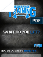 2 - What do you Lift?