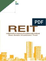 Brochure REIT