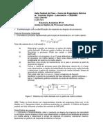 Exercícios Avaliativos Teórico-Práticos Nº 01