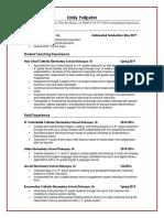 emily pollpeter resume