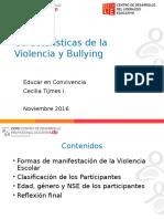 Exposición 5 Caracteristicas de La Violencia y Bullying