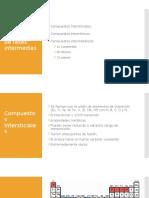 Clasificación de Fases Intermedias