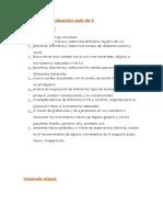 Criterios de Evaluación Sala de 5,4 y3