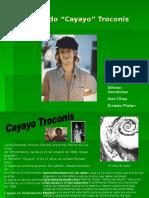 Cayayo Troconis