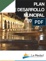 Plan de Desarrollo Urbano La Piedad Michoacan