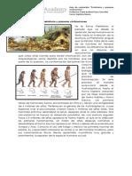 Guía de Materia Unidad Prehistoria y Primeras Civilizaciones