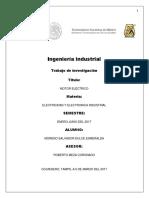 Motor Investigacion